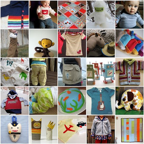 'Celebrate the boy' - DIY clothes & toys for boys