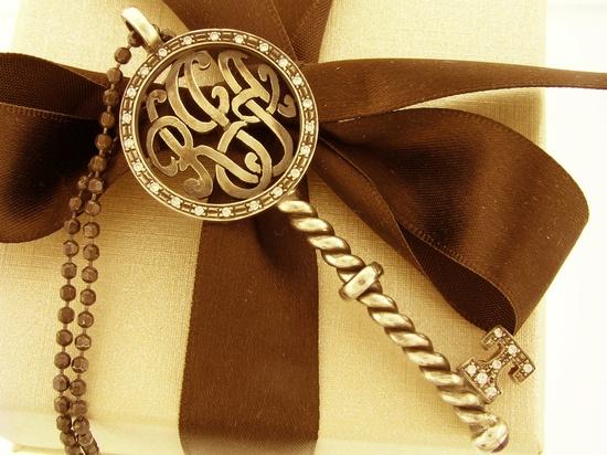 Monogrammed gift