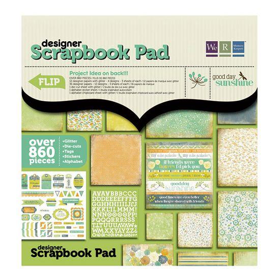 Scrapbook Pad