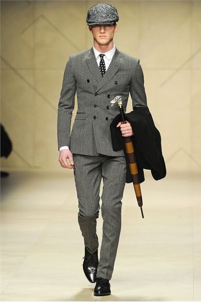 Burberry Prorsum Fall Winter 2012