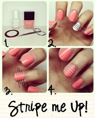Cool nail art tutorials must try