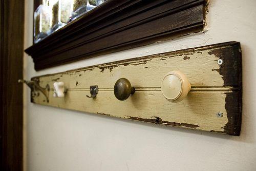 doorknob coat hanger