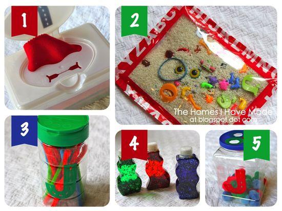 DIY Toddler Toys
