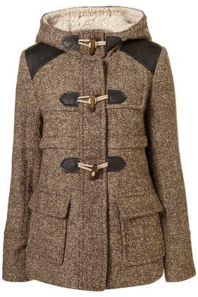 Coat - I love Fall!