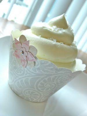 Cupcake wrapper tutorial