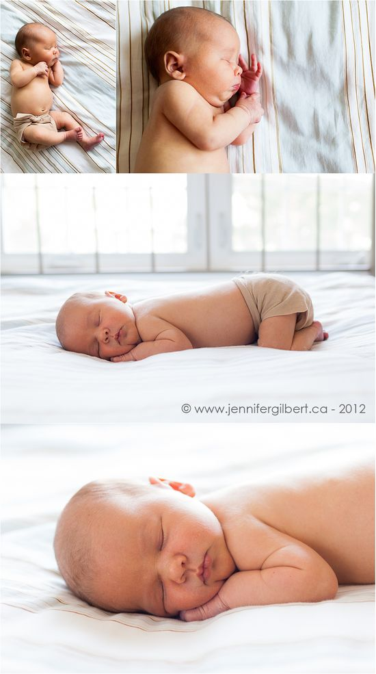 Now this is what newborn photography should be like. Beautiful.
