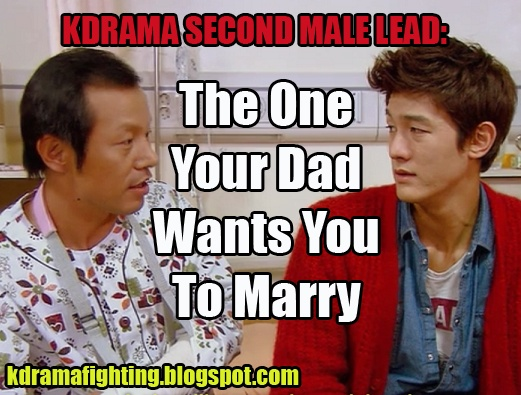 The Official Viki Blog: K-Drama Love Squares: A Guest Post From KDrama Fighting!