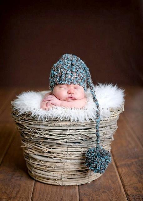 baby + basket