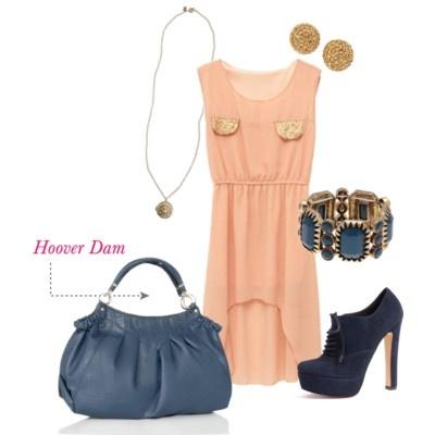 Hoover Dam tote #handbags