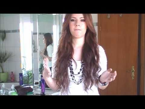 Miley Cyrus Hair Tutorial Seriously best hair tutorial of my life.  YOU MUST SEE