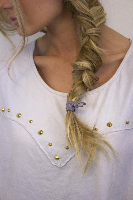 Twisted Side Braid.