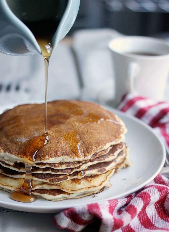 5 Ingredient Classic Pancakes