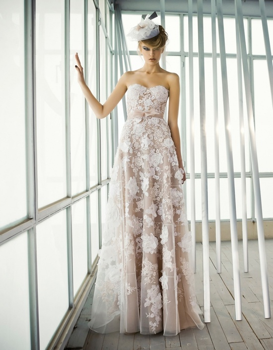 Mira Zwillinger Bridal Gown