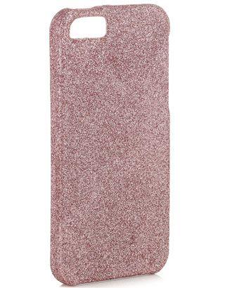 Pink iPhone GLITTER CASE #iphone #glitter #case