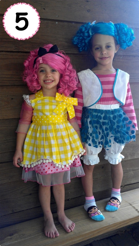 Lalaloopsy Halloween Costumes