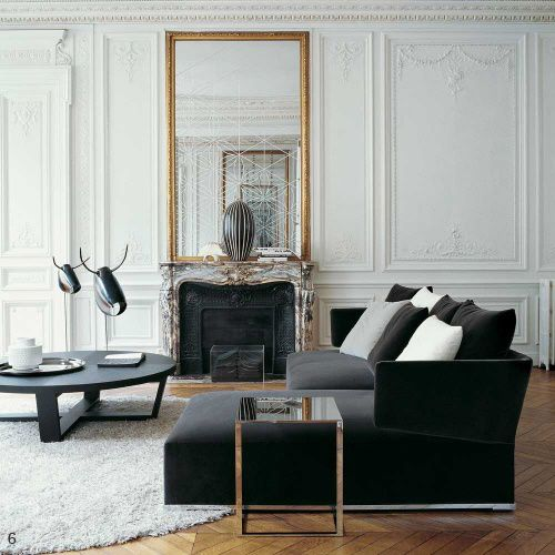 Interior Designer - Neutral Heaven: A Statement Sofa - from Loft living to Classical spaces