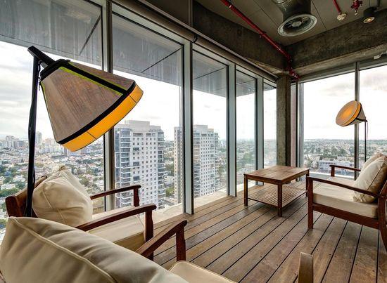 ~ New Google Tel Aviv Office #office #design #interior