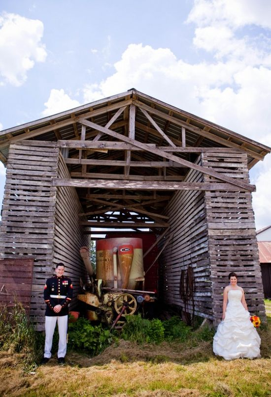 Top 10 Farm Weddings from rusticweddingchic...