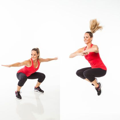 5-Minute Cardio Fat-Blaster Workout: