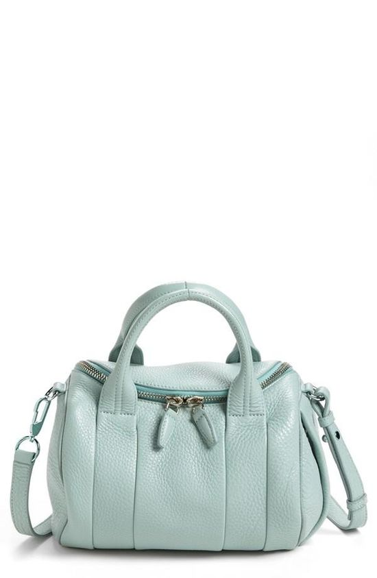 Alexander Wang Peppermint Satchel