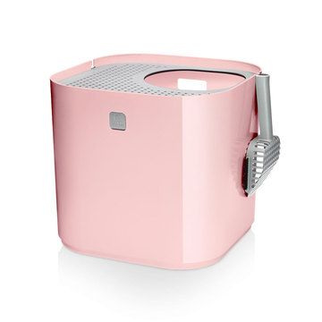 Litter Box Pink, $135, now featured on Fab.