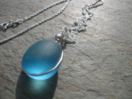 Sea Glass Jewelry Free Shipping & Gift Wrapping