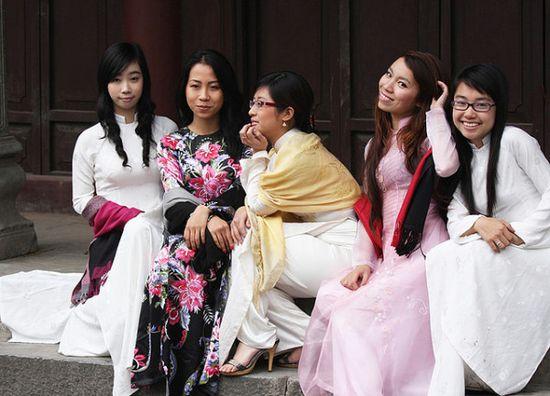 Interesting Facts About Vietnam: Ao Dai National Dress