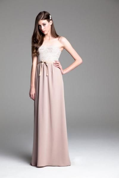kensington gown by paper crown