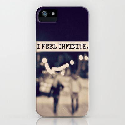 I Feel Infinite iPhone Case by Caleb Troy - $35.00