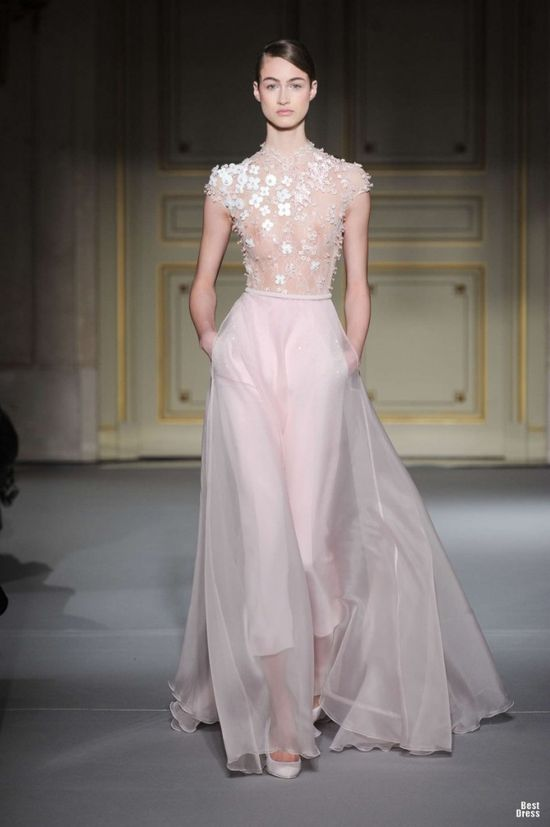 Georges Hobeika HOUTE COUTURE SPRING/SUMMER 2013 - Fashion Diva Design