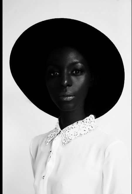 Mambu Bayoh, Esther Gomis, Black Fashion Models