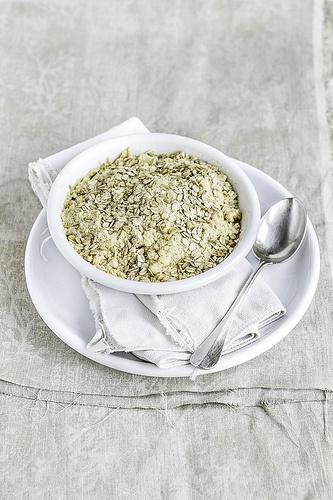 apple-almOnd oat crumble