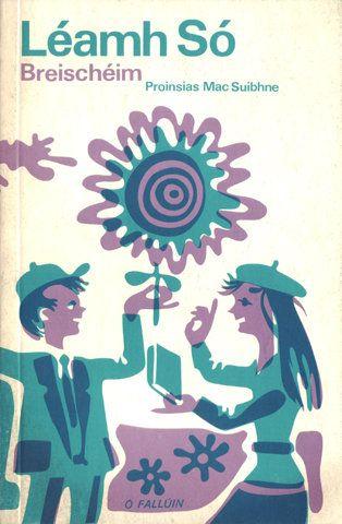 Hitone: Vintage Irish Book Covers
