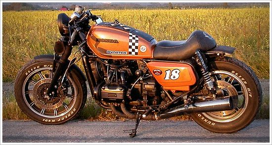 '78 Honda Goldwing Cafe Racer -'Vyper'