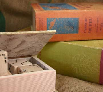 Awesome book box... #book cover