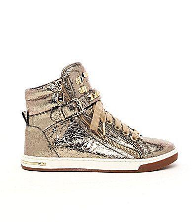 MICHAEL Michael Kors Urban Studded High Top Sneakers