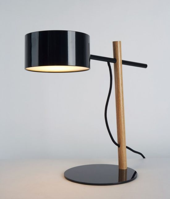 Excel Desk Lamp by Rich Brilliant Willing