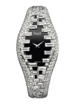 Diamond Zipper watch by Piaget findanswerhere.co...