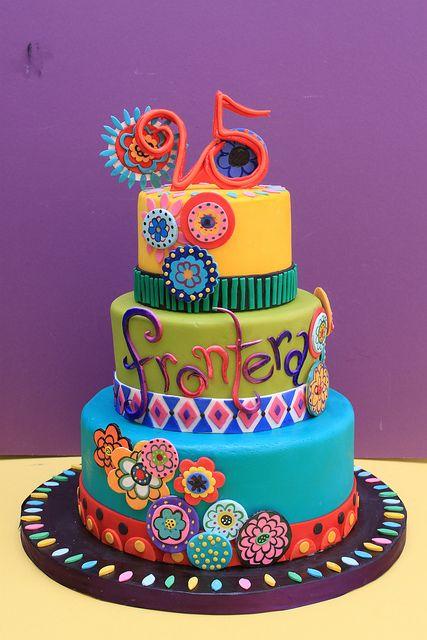 fun cake :)