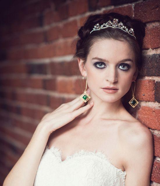 Olivia Headpieces / Yaletown Wedding Gallery
