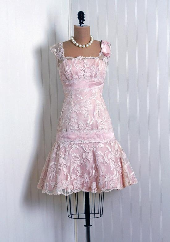 1950's Vintage Cocktail Dress
