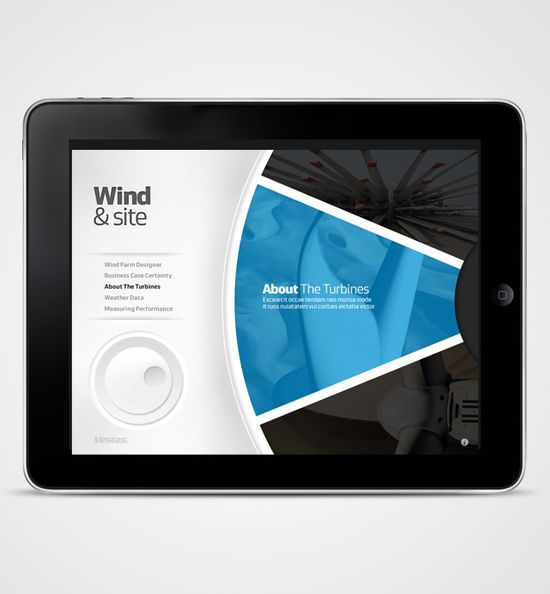 Vestas Mobile CVI; the tangible side of wind