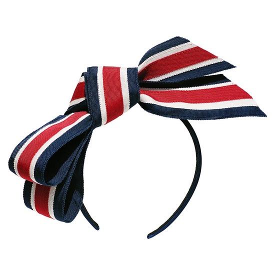 Brit Bow fascinator keepsake for 2012