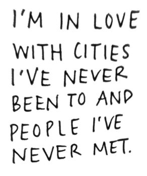 A love of travel & exploration