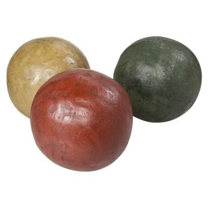 Target - Forest Floor Decorative Terracotta Balls - Set of 3