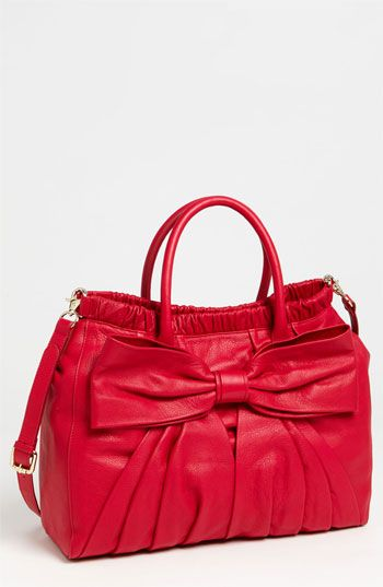 RED Valentino 'Bow' Top Handle Bag available at #Nordstrom