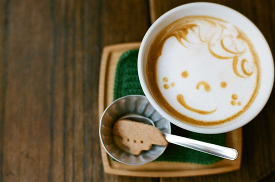Cafe au lait by I.E., via Flickr