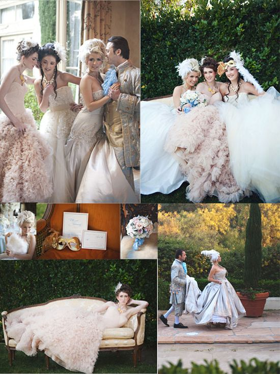 Cinderella Wedding Ideas