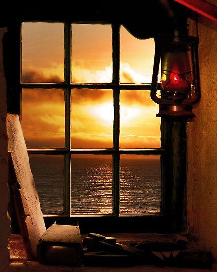 Scottish window to the sea