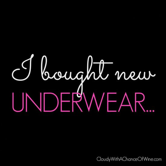 The funny story about my first post-baby trip to Victoria's Secret. #humor #funny #motherhood